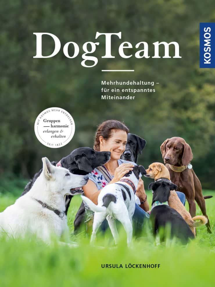 Buddy and Bello Expertin Ursula Löckenhoff - Buch DogTeam