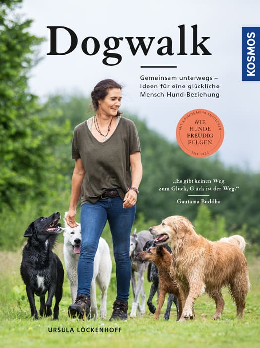 Buddy and Bello Expertin Ursula Löckenhoff - Buch Dogwalk