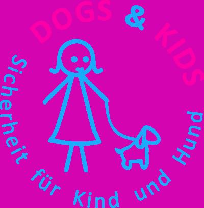 Logo Dogs & Kids - Sicherheit für Kind und Hund