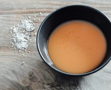 Buddy & Bello fertige Morosche Karottensuppe mit Salz